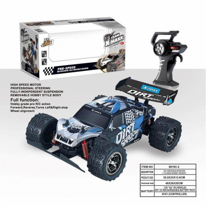 1:14 HIGHT SPEED BUGGY(2.4GHZ)